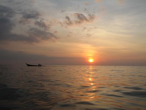 Lao Liang Sunset
