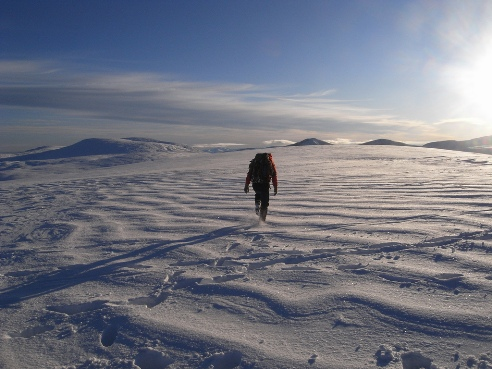 Scottish Winter Wonderland - A week of winter mountain walking in the breathtaking Western Highlands of Scotland - £500