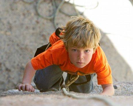Kids Climbing 1 - Blog