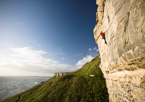 Rock Climbing - Brochure