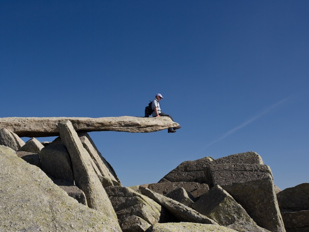 Hill walking, mountaineering and rock climbing courses in Snowdonia.