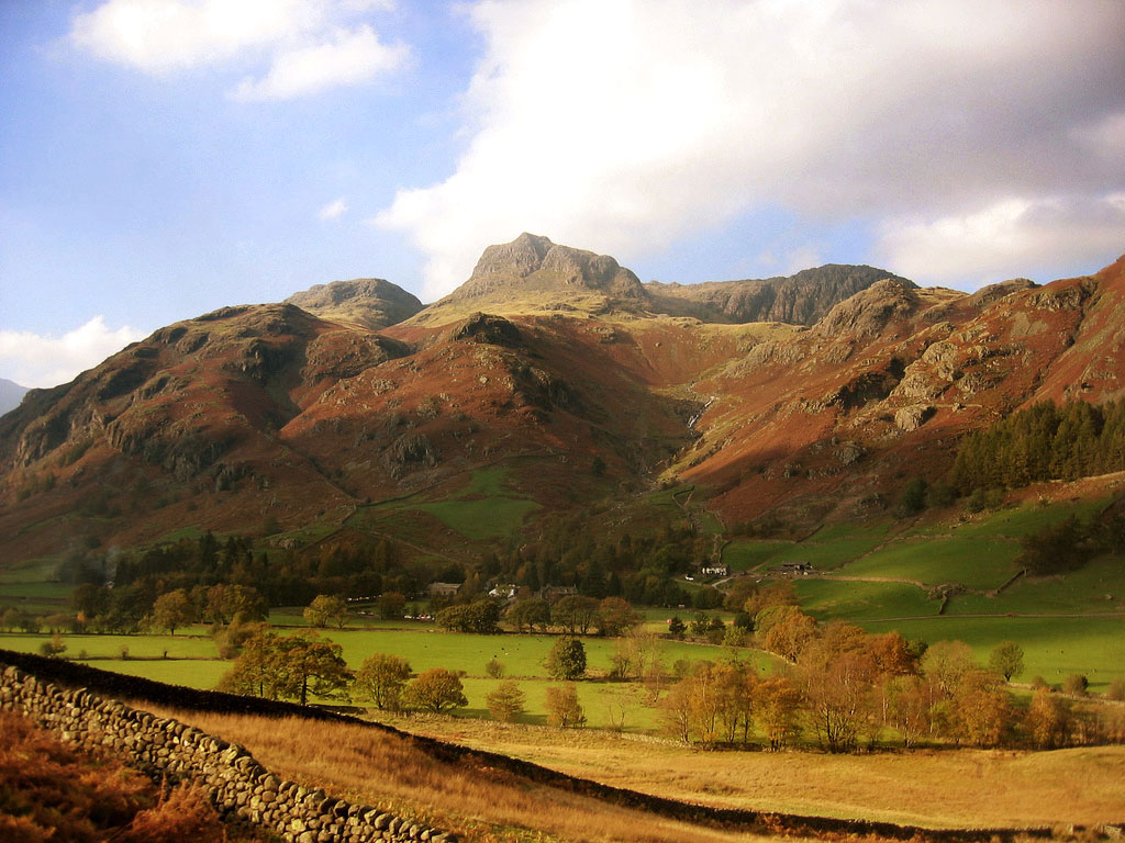 Hill walking, rock climbing and mountaineering courses in the Lake District