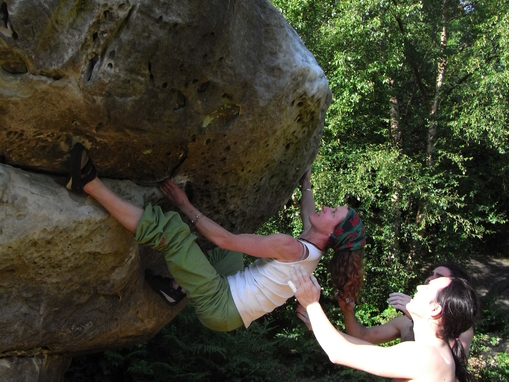 Bouldering Courses for Climbers