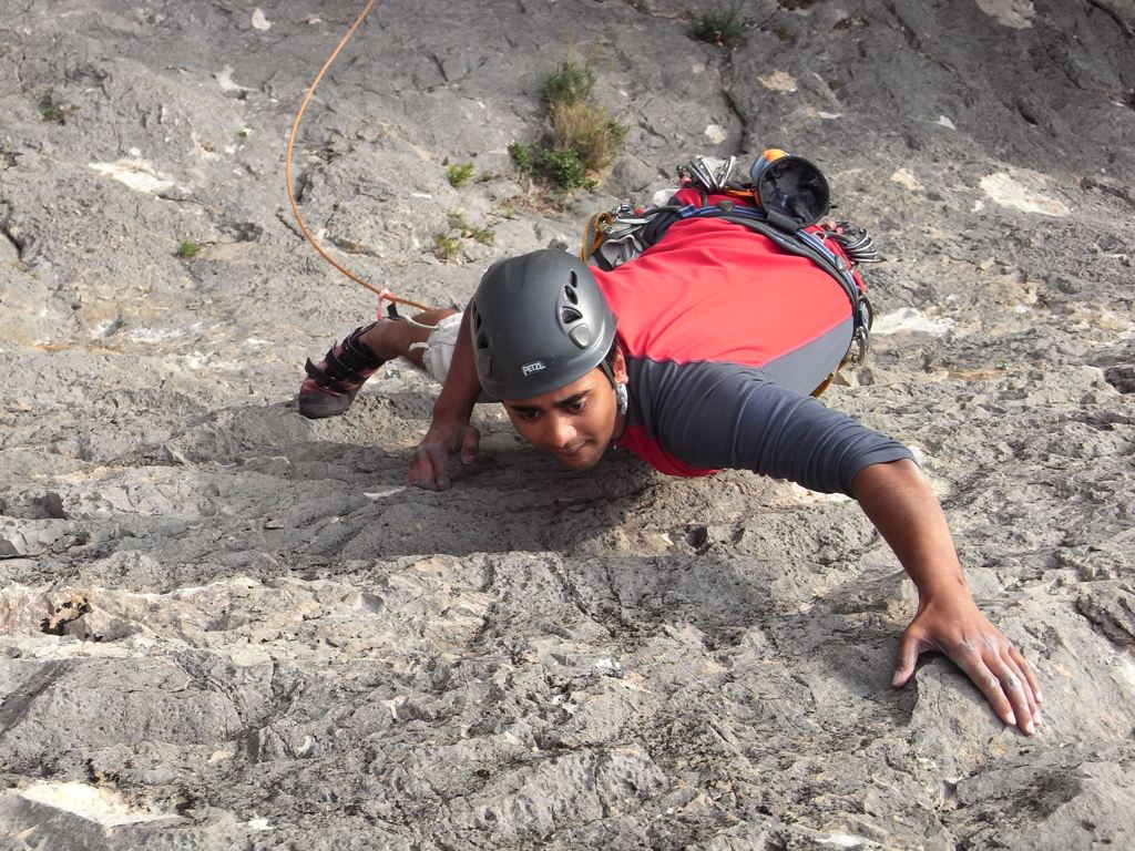 Rock Climbing Courses and Adventures