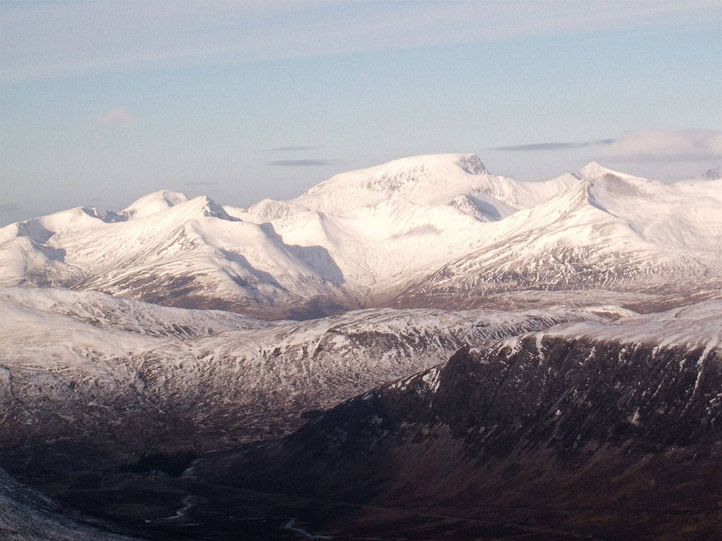 Hill Walking, Mountaineering and Rock Climbing Courses on Ben Nevis