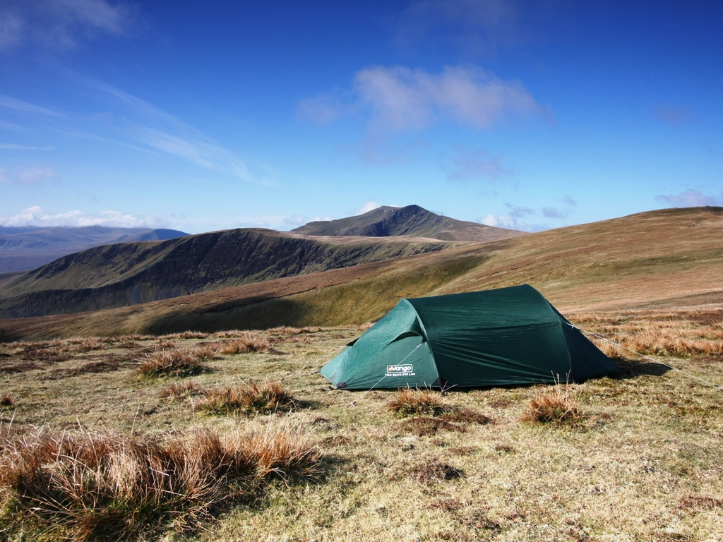 Wild Camping Courses and Adventures.
