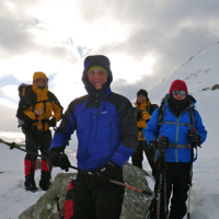 Scottish Winter Skills Course